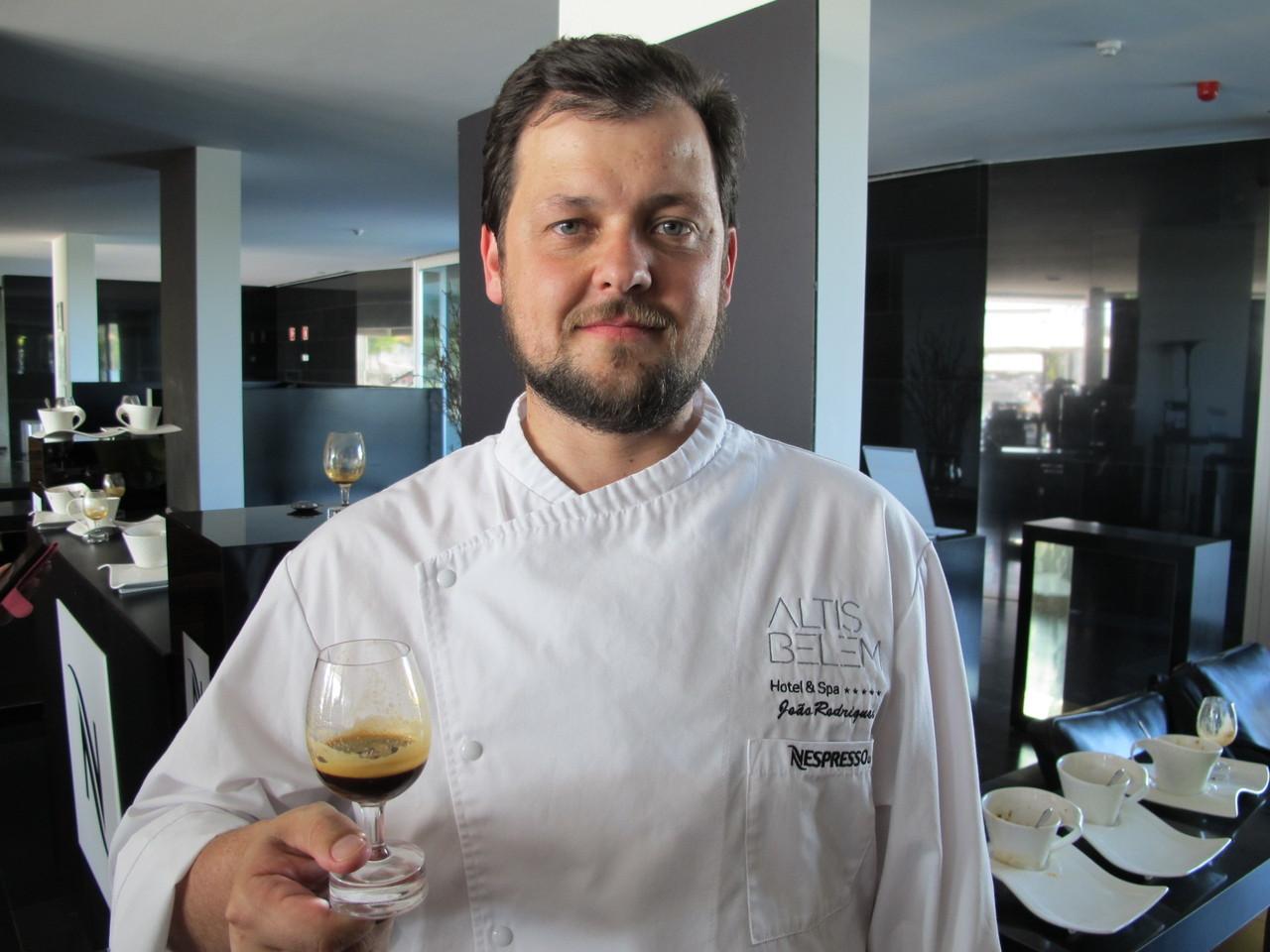 João Rodrigues, chef do FEITORIA