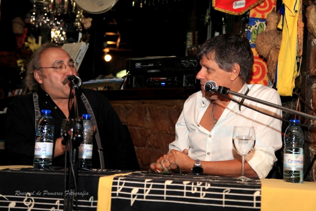 Zé Pedro dos Xutos na Taverna (1)