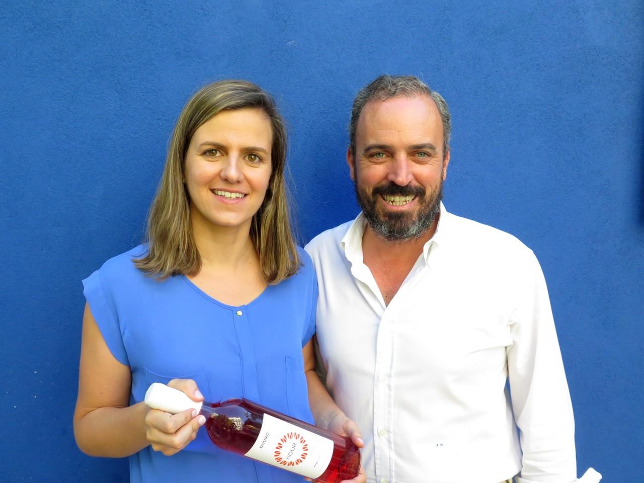 Joana Pratas e João Nápoles de Carvalho