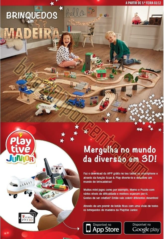 Antevisão Folheto LIDL Extra Natal a partir de 3