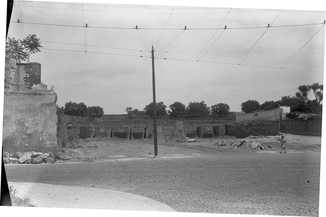 Panoramica do B.º do Campo Grande, Lisboa (E. Portugal, 1945)