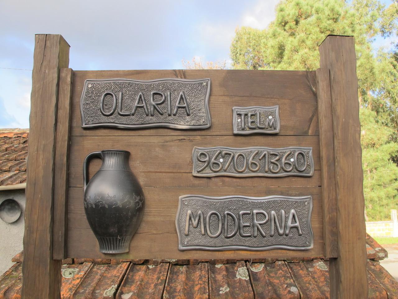 Olaria Moderna