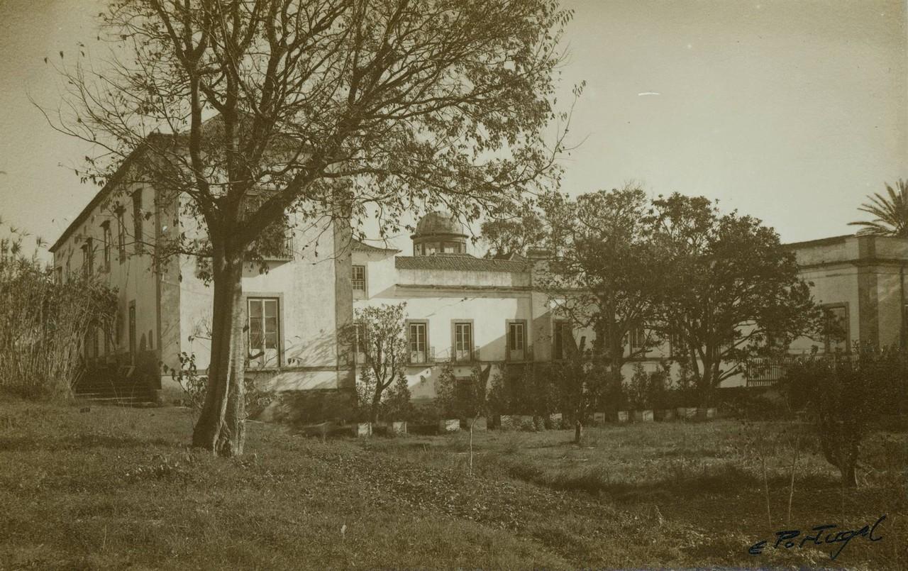 Quinta do Duque, palácio dos Duques de Cadaval, 1