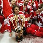 SWITZERLAND ICE HOCKEY SPENGLER CUP