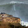 PORTUGAL GARRET MCNAMARA IN NAZARÉ