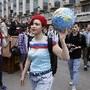 Manifestação contra a corrupção, Rússia