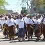 Marcha pela Paz Maputo 2013