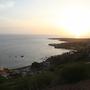 por-do-sol visto do fortinho de São Filipe17.jp