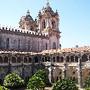 Mosteiro de Alcobaça -Claustro