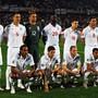 Grupo C- Inglaterra x EUA