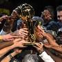 Golden State Warriors reinam na NBA