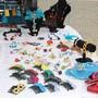 trabalhos manuais na feira de artesanato urbano