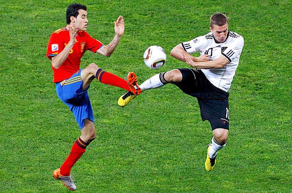Mundial 2010 - As grandes fotografias