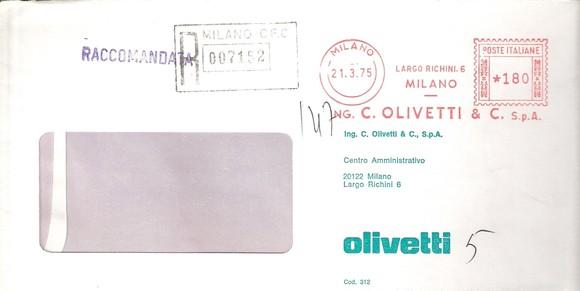carta_franquia_italia_19750321_milano_olivetti_reg