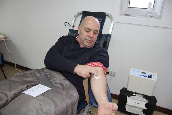 Recolha de sangue 1