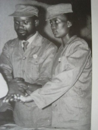 Recordar Samora Machel
