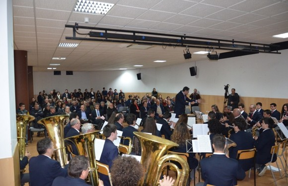 Concerto de Primavera pela Banda Cabeceirense