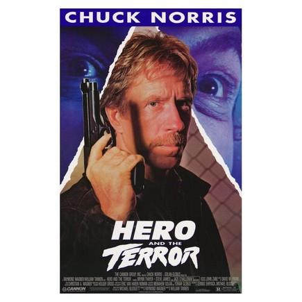 Norris: «A Face da Morte» (1988)