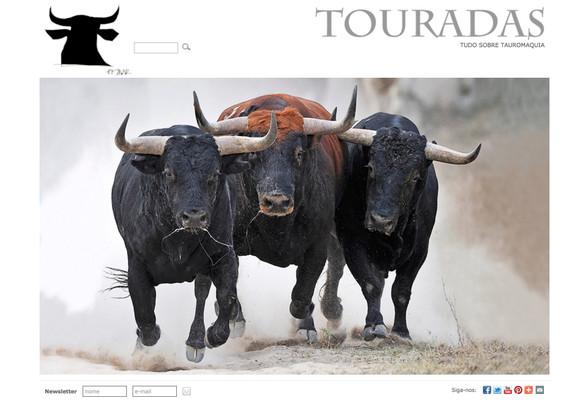 Portal Touradas_Entrada