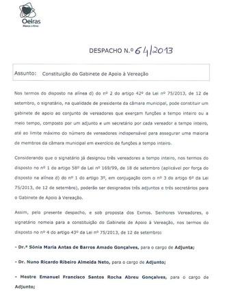 Despacho 64-13_gabinete apoio vereação_1.jpg