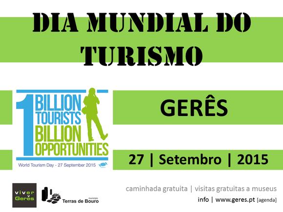 Dia Mundial Turismo_Gerês