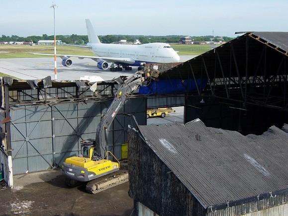 black-barn-airport