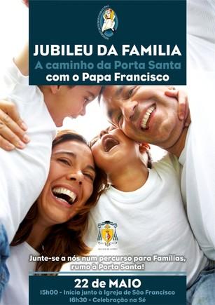 Cartaz Jubileu da Familia 22 Maio 2016 Versao Web.