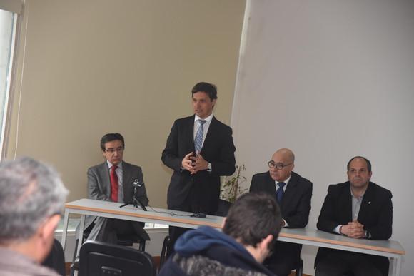 Paulo Cunha elogiou nova resposta social do ATC