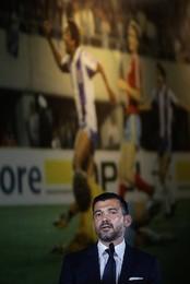Apresentação de Sérgio Conceição no FC Porto