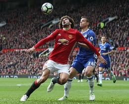 United levou a melhor sobre o Chelsea