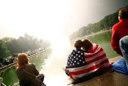 Celebração do Dia da Independência, EUA
