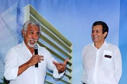 Lançamento de Centro de Negócios em Díli