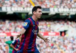 9 - Messi