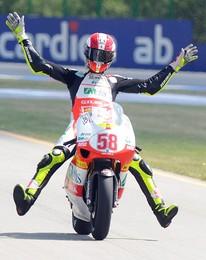 Moto: GP Rep. Checa (250cc)