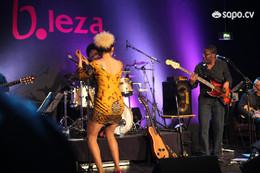 "Ceuzany apresentou o seu disco ""Nha Vida"""