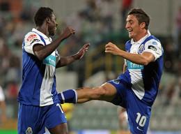 Naval 1-3 FC Porto