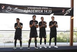 Capitães: Marinho, J. Real, Piloto, F. Alexandre