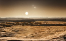 SCIENCE SPACE EXOPLANET