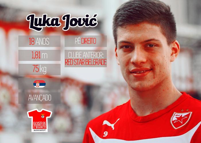 Image Result For Luka Jovic