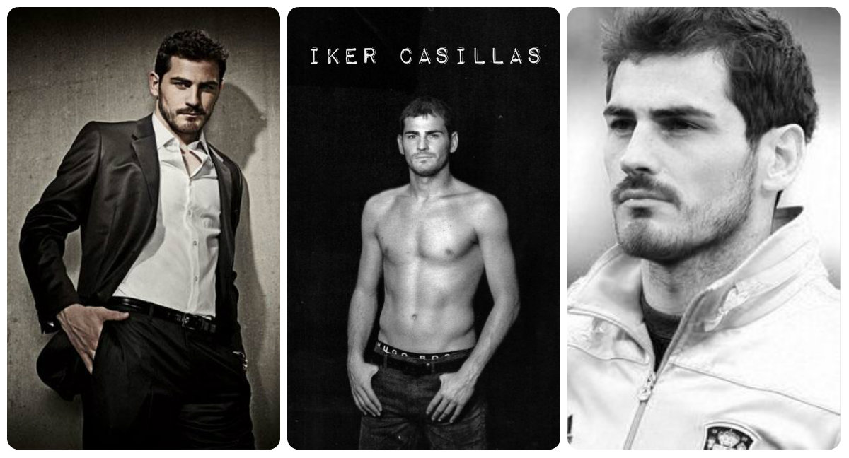 Iker Casillas - Imagens Google