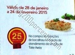 cupão take away revista