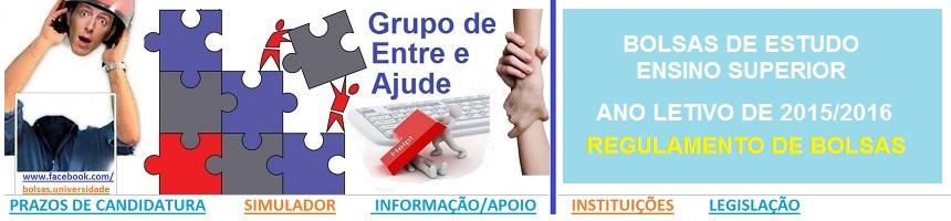 Bolsas de Estudo_Ensino Superior_2015_2016_REGULAM