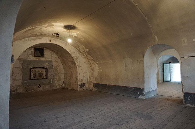 innen den Forte di Fortezza