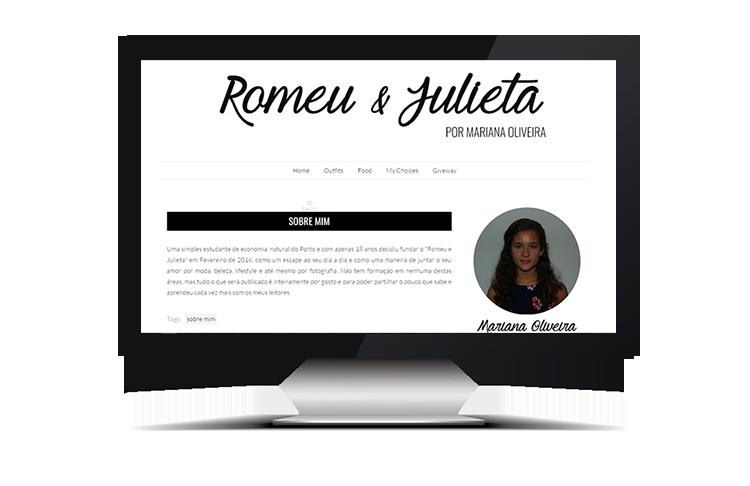 Romeu & Julieta Encomenda