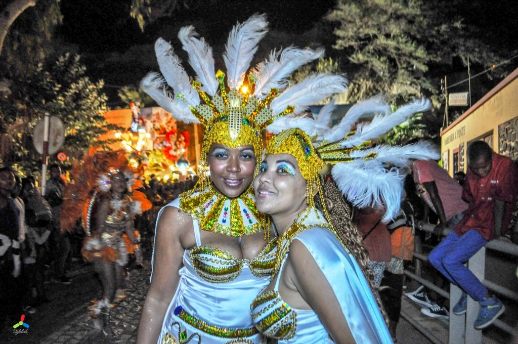 Desfile do grupo Estrela Azul | São Nicolau 2015
