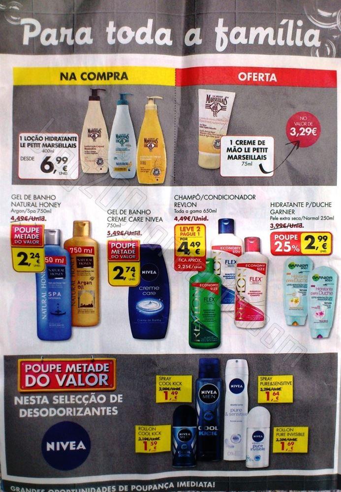 Antevisão Folheto PINGO DOCE de 23 setembro a 6 outubro - Higiene Beleza Cuidados do Lar