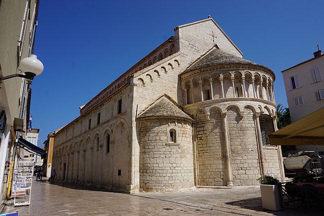 Church of St. Krsevan_zadar