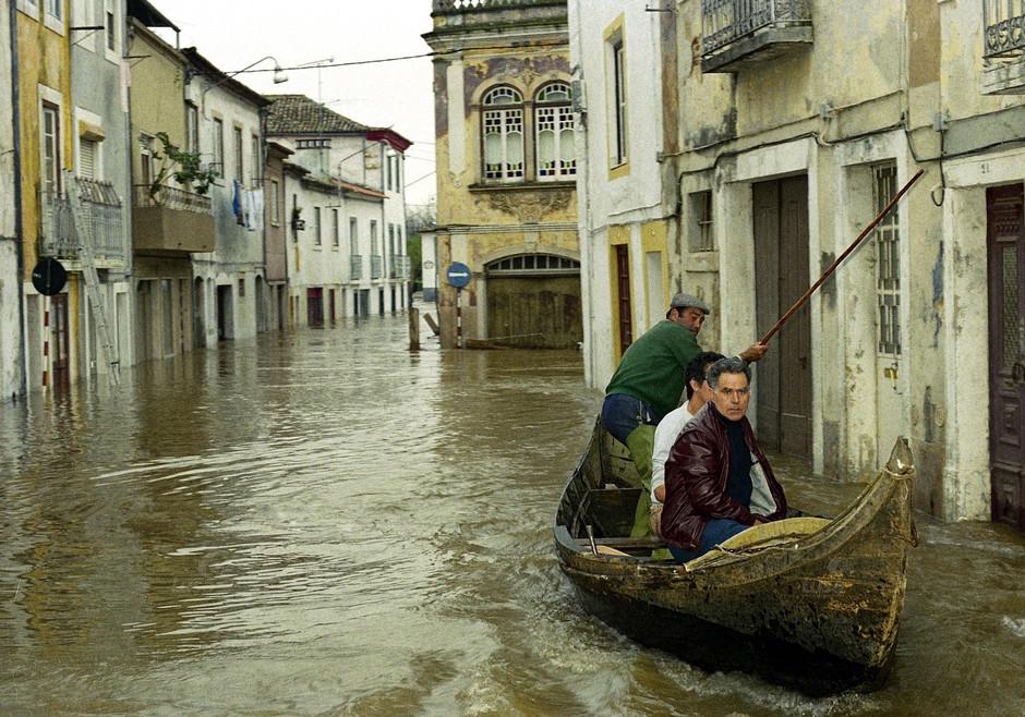Portugal Cheias No Ribatejo